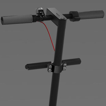 Newest Luminous Xiaomi Mijia M365 Electric Scooter Grip Kid Handle for  Xiaomi M187 Bird Scooter Hook Hanger Safe Grip Bar Holder