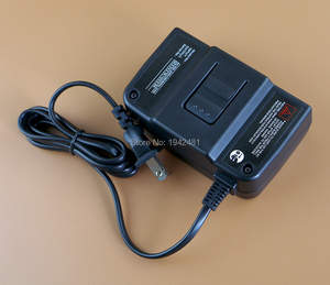 Image 5 - OCGAME high quality Black AC100 245V DC Power Supply Adapter Charger EU /US Plug Wall Charger For N64 Console