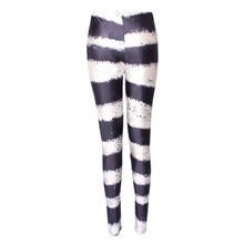 DOUBCHOW Womens Zebra Print Leggings Pants 2018 Maiden Girls Spandex Shiny Stretchy Leggings Costume Skinny Footless Plus Size