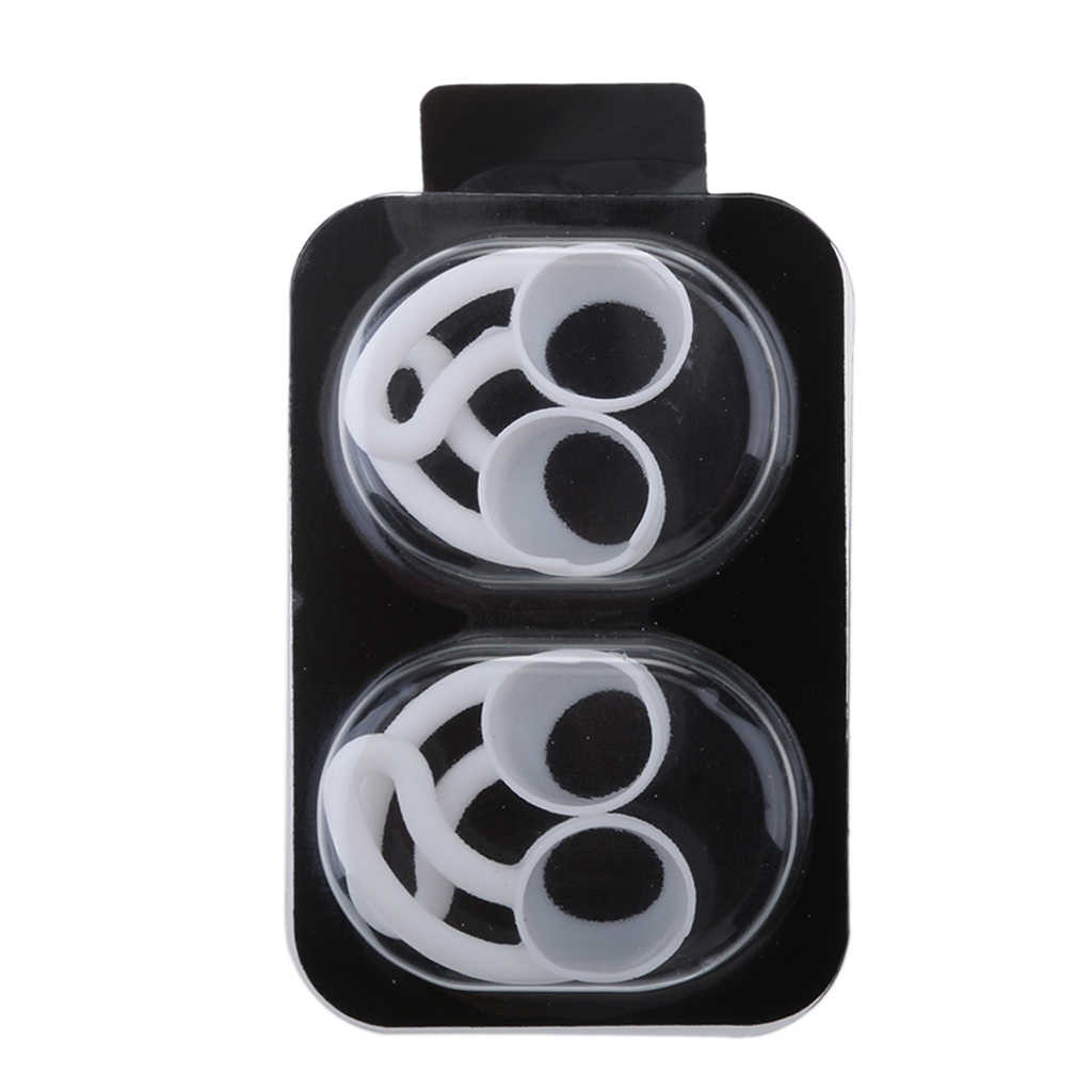2 пары S/L Заушник силиконовый для Beatsx Urbeats Беспроводные спортивные наушники Bluetooth Силиконовые амбушюры Наушники Замена вкладыши