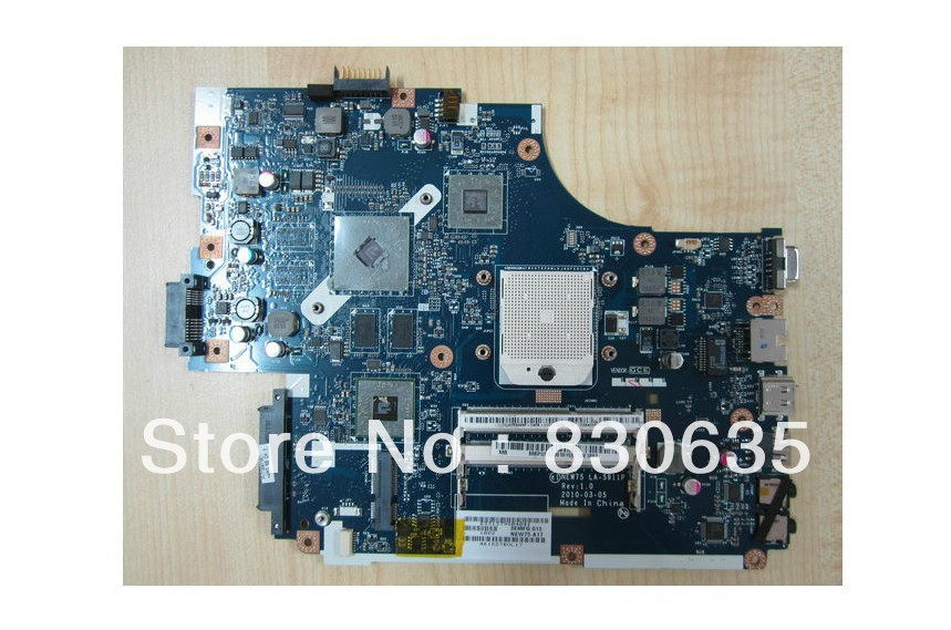 LA-5911P 5552g laptop motherboard NV53 LA-5911P 5552g 5% off Sales promotion, FULL TESTED,