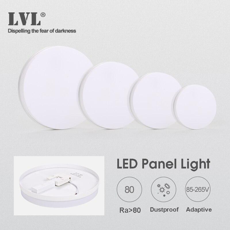 Led Panel Light 18W 24W 36W 48W 220Vac 3000K 6000K living room Indoor Lighting led Ceiling Panel Light