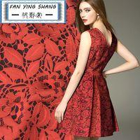 Moda jacquard de Hilo teñido de flores falda de brocado jacquard ropa de gamuza de tela de moda de las mujeres poncho envío gratis