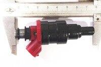 가솔린 가스 연료 인젝터 G609-13-250 마즈다 B2600 MPV 2.6L 에 적합