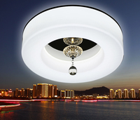 A1 LED Dimming Ceiling Lights Modern Living Room Dining Room Dining Room Balcony Corridor Remote Control