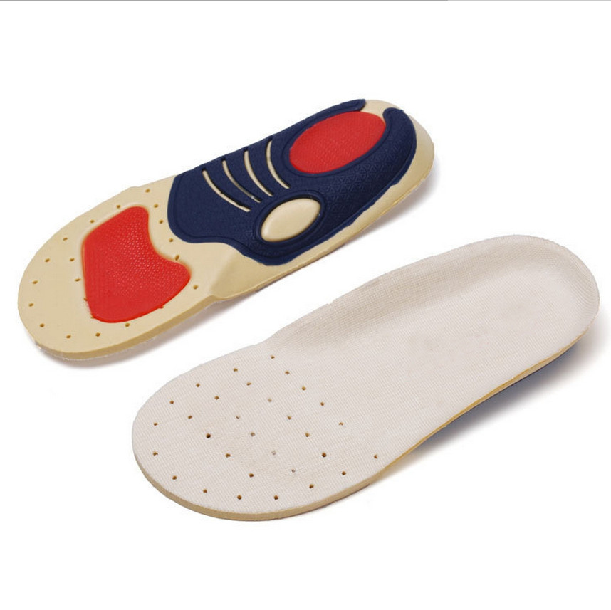1Pair EVA Breathable Children Insoles, Soft Arch Support Orthotic Insole Damping Shoe Cushion Pain Relief, Sport Running Gel silicone insoles elastic damping cushion insole sport health men s lady pain relief military soft insole foot pad 2016