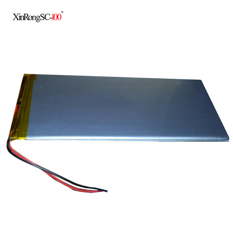 3263156 3.7V 4800mAh Rechargeable li Polymer Li-ion Battery For Tablet PC CHUWI Hi8 hi8 pro xv8 DVD DVR 3565155 3263158 407292 3 7v 3 8v 4800mah li polymer battery for tablet pc irbis tz56 tz49 3g tz709 tz707 ipaq texet tm 7043xd 407090 u25gt