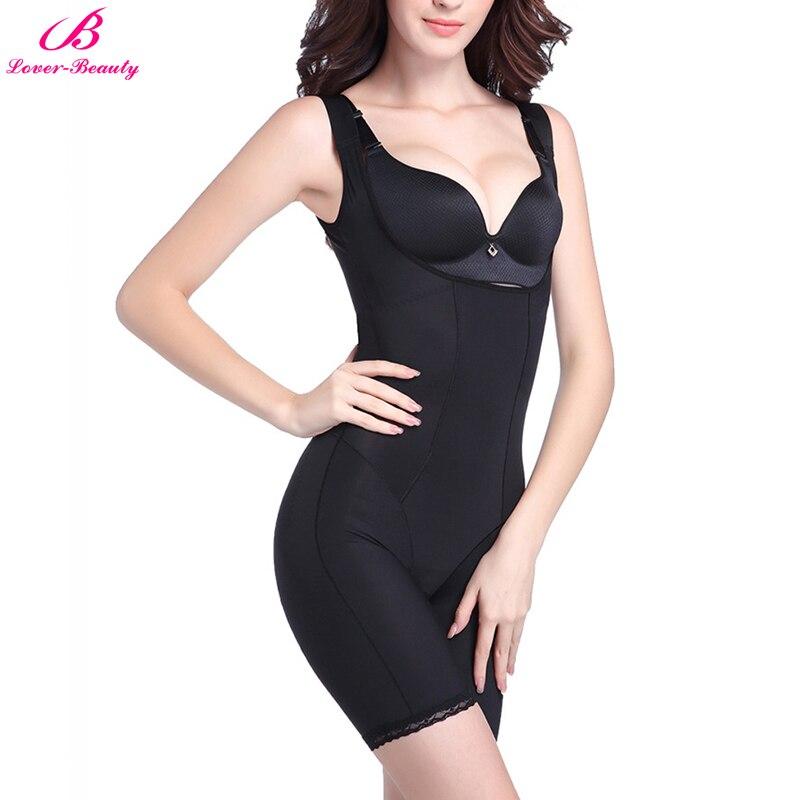 Lover Beauty Seamless Slim Fit Full Body Lingerie -3416