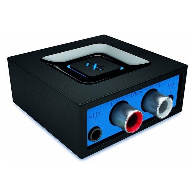 Logitech 980-000912, 50,8mm 57,1mm 22,3mm 34g RCA Adaptador de audio Bluetooth WRLS