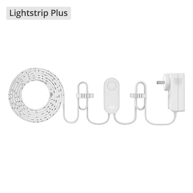 Xiaomi Yeelight RGB Smart Home LED Light Strip Band App WIFI Remote Control W6Z3