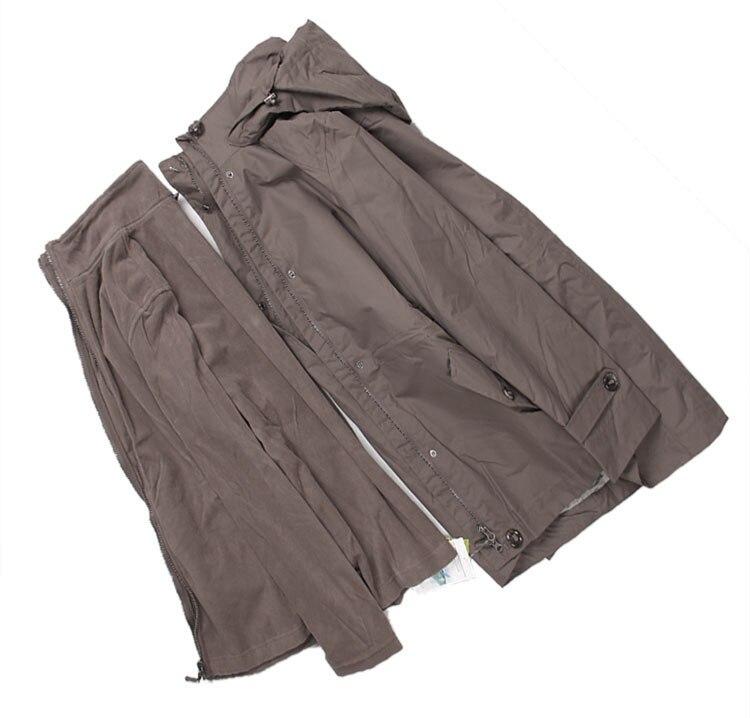 casaco quente ao ar livre pesca camping casaco de casaco