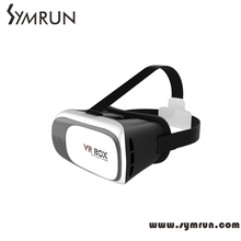 Symrun vr Box Ii 2.0 Version Vr Virtual Reality 3D Glasses For 3.5 – 6.0 Inch Smartphone+Bluetooth Controller 1.0 Vr Glass