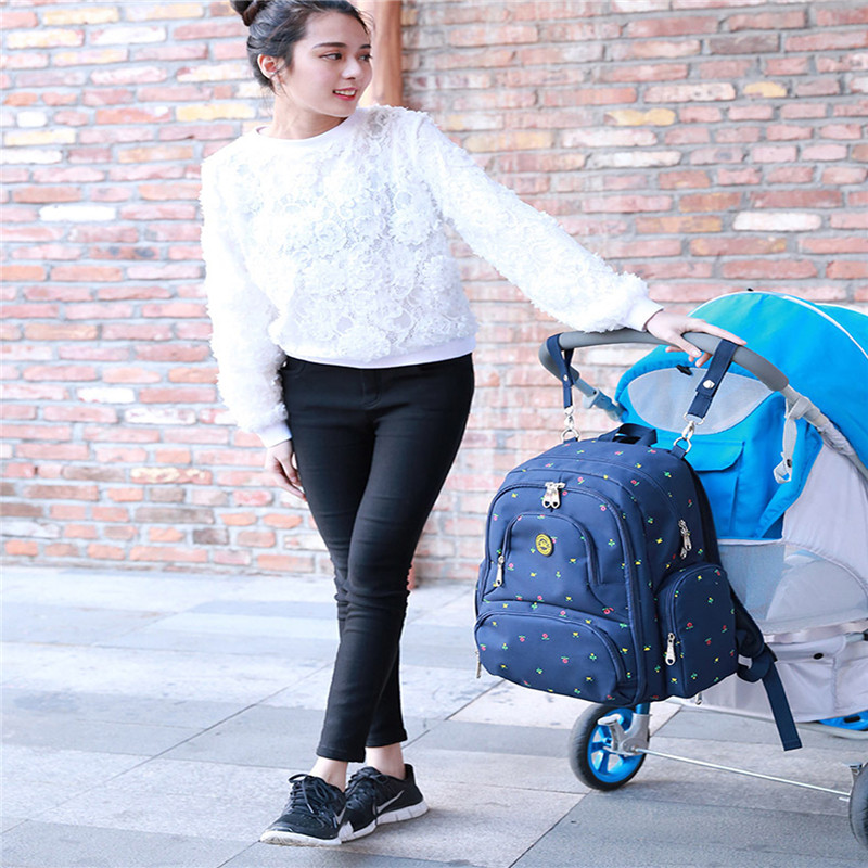 1 PCS Multifunxtional Mummy Large Capacity Nappy Baby Diaper Bags Mommy Maternity Bag For Mama Best Gifts1 PCS Multifunxtional Mummy Large Capacity Nappy Baby Diaper Bags Mommy Maternity Bag For Mama Best Gifts