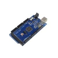 Hot Selling Mega 2560 R3 Mega2560 REV3 ATmega2560 16AU CH340G Board ON USB Cable Compatible For
