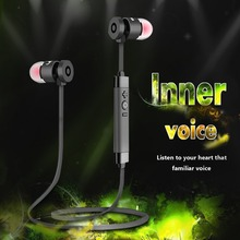 Bluetooth Wireless Earphones Camera Headset Sweatproof Sport Cordless HIFI Bass Music Earpiece With Mic In-ear For Xiaomi IPhone