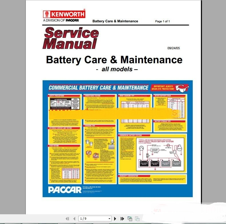 kenworth truck service manual owner manual diagram all in software rh aliexpress com Kenworth Radio Wiring Diagram Kenworth Wiring Harness