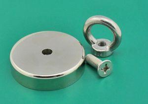Image 4 - Super forte potere di salvataggio campo magnetico Magnete PER LA Pesca di ricerca magne magneten Al NEOdimio N52 Frigo Recupero NEOdimio IMAS