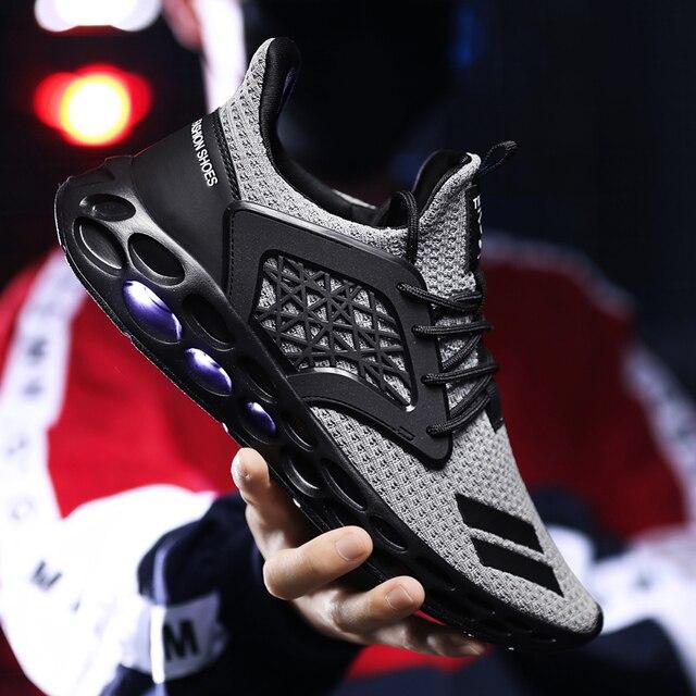 Profesjonalne mężczyzn buty do biegania Ultra zwiększa