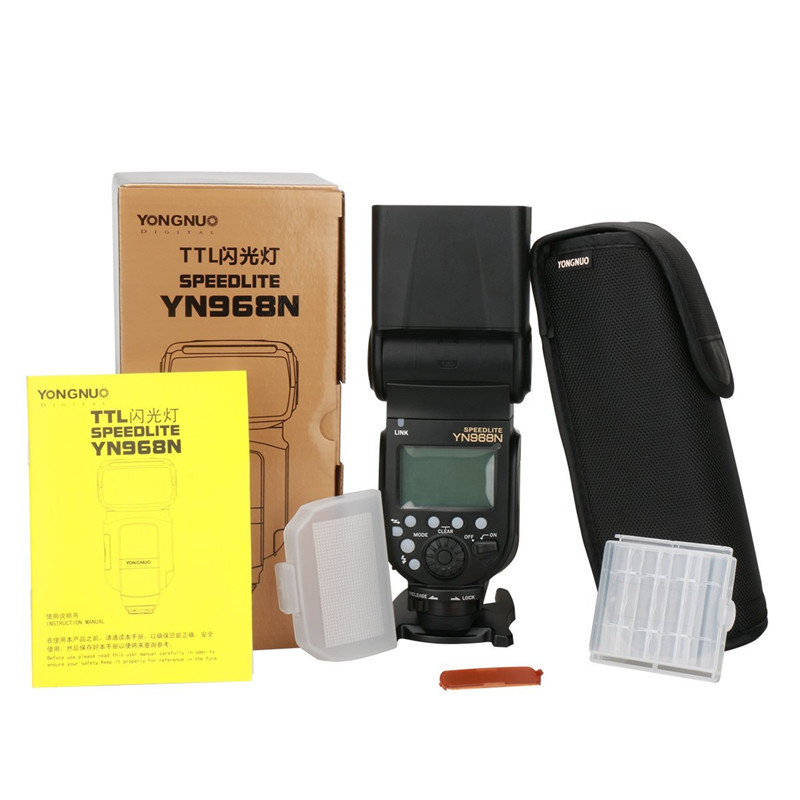 Yongnuo YN-560EX YN560-EX TTL Φλας Speedlight Για Canon Για - Κάμερα και φωτογραφία - Φωτογραφία 5