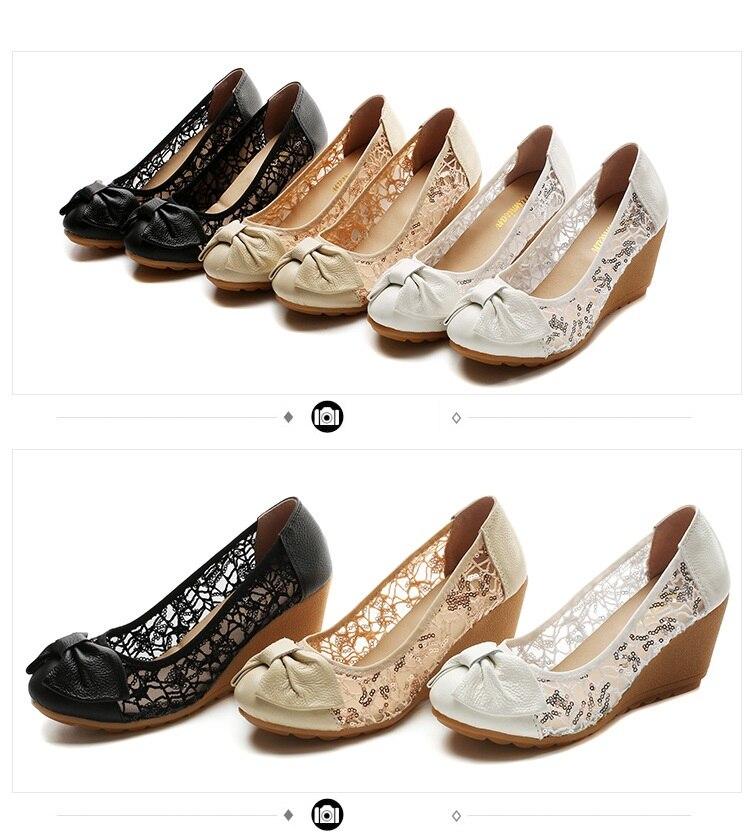 woman sandals genuine leather heels (11)