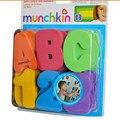36 Pçs/set brinquedos do banho do bebê/Letras Números Pode Furar Na Parede Educação Brinquedos Clássicos de Água