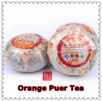Orange's Puer Tea Orange Puerh Pu erh er Pu-er Green Food Gift Health Care Abuot 150g - Ali 3D Printer Store store