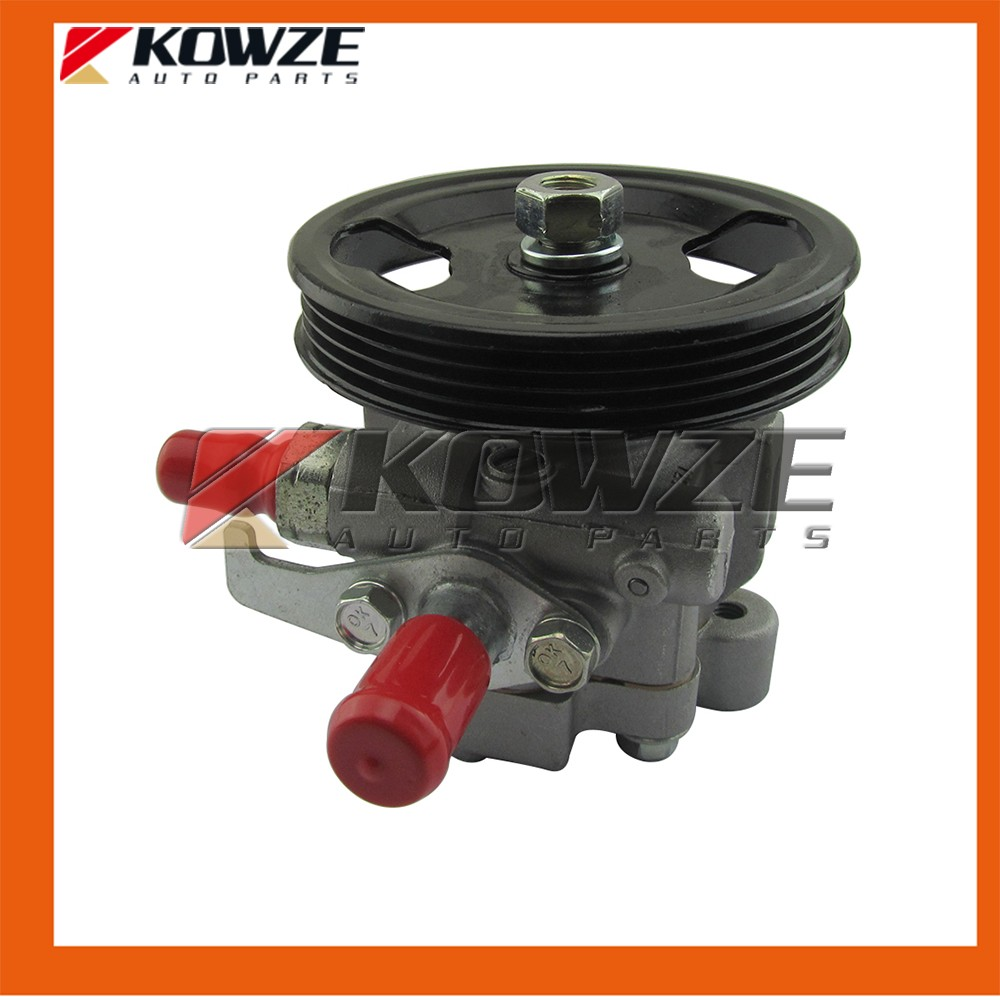 Power Steering Oil Pump for Mitsubishi Pickup Triton L200 old model K64T K74T 4D56 2.5 Diesel MR374897 экран для ванны triton скарлет торцевой