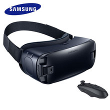 VR Gear4 Virtual Reality 3D Glasses 100% Original With Touch Pad Type-C Interface for Samsung Galaxy + Bluetooth Remote SG-4.0