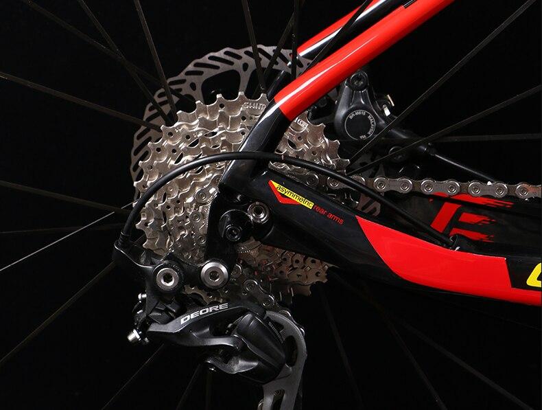 HTB1D0KbXXTM8KJjSZFlq6yO8FXaQ - 27.5/29inch carbon fiber mountain bicycle Pneumatic shock 30/ 33 velocity carbon fiber body light-weight Cross nation weapon MTB