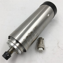 0.8KW CNC ER11 Spindle Motor 800W Air-cooled 24000rpm High Speed 220V 65*188mm Spindle for CNC Engraving Machines