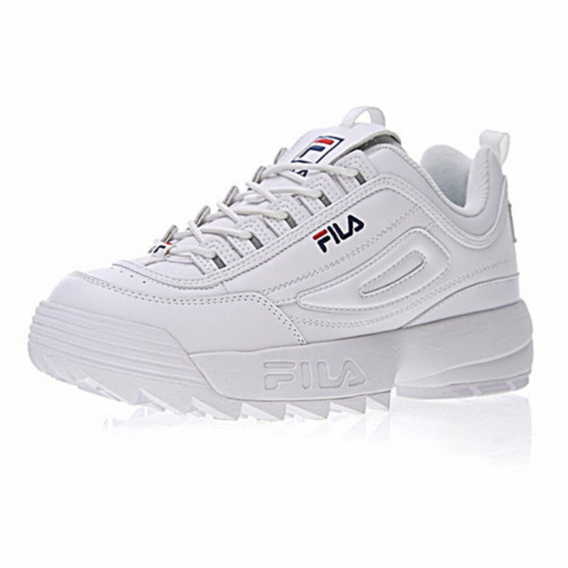 Shoes Running Ii Fila Sneaker Disruptor Big 2 White Black 2018 WwXqUYZxY 315f4cffbc0f