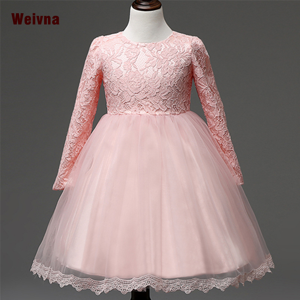 2017 Kids Dresses For Girls Princess Girl Flower Clothes Baby Costume Wedding Party Christmas Dress Children Summer Dress girls dress 2017 new summer flower kids party dresses for wedding children s princess girl evening prom toddler beading clothes