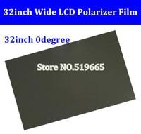 32inch Wide Lcd Polarizer Film Sheet For 32 Inch Wide Screen 0 Degree Glossy Polarizing Film