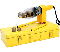 New Full Automatic Electric Pipe Welding Machine Heating Tool For PPR PE PB Tube