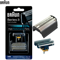 Braun 31B 5000 6000series Foil Cutter Replacement For Series 3 Shavers 5610 5612 Old 350 360