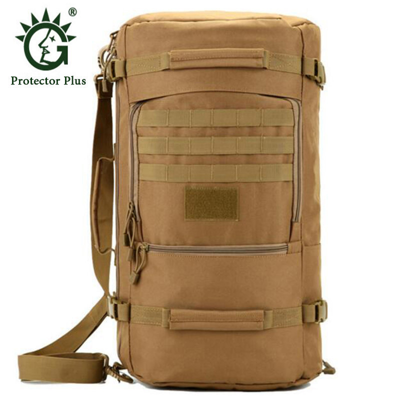 60 l waterproof nylon bag backpack Men military Business Large Capacity travel best backpack casual Women Shoulder Bags large 14 15 inch notebook backpack men s travel backpack waterproof nylon school bags for teenagers casual shoulder male bag