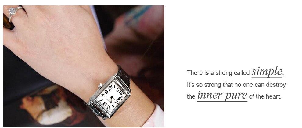Suíça relógios de luxo agelocer marca superior