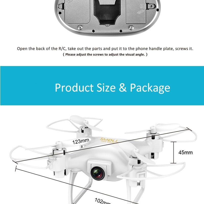 GW009C-1S Mini Drone (20)
