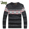 The 2016 explosion models AFS Jeep promotional battlefield Jeep winter men sweater knitted sweater Size thick section 70