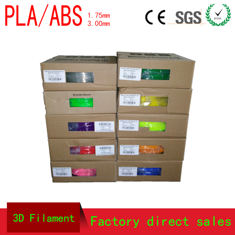 1china Direct Manufacturer 3D Printer Material 1kg 2 2lb Solid Color 1 75mm PLA Filament Consumables