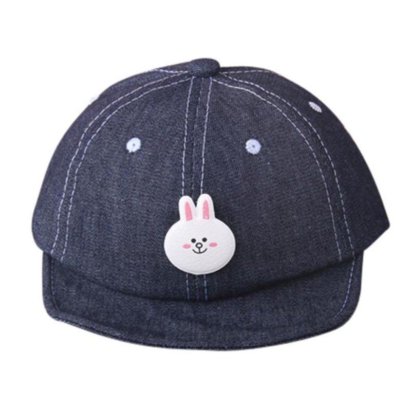 Baby Beanie For Boys Girls Dog Embroidery Cowboy Hat Children Hats Baseball Cap Childrens hats bonnet enfant