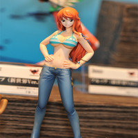 Free Shipping NEW Japan Anime Pvc One Piece Nami Christmas Gifts Birthday Gift