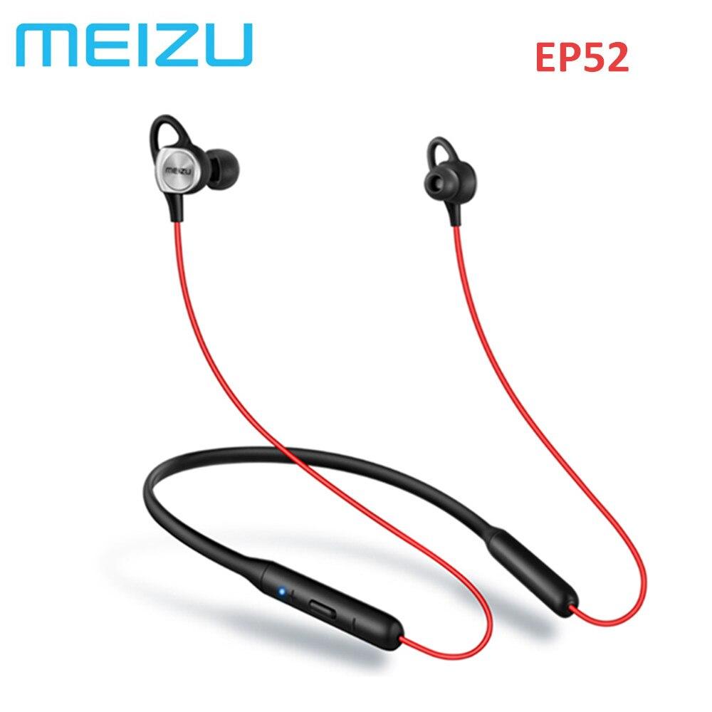 MEIZU EP51/ EP52 Bluetooth Earphone Wireless Sports HiFi Earbuds IPX4 Waterproof Bluetooth Earphone With Microphone