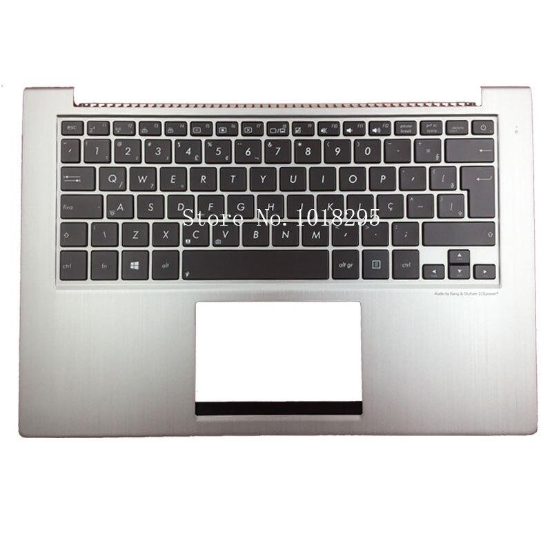 Brazil Keyboard for ASUS UX32 UX32A UX32E UX32V BX32 UX32VD With backlight laptop keyboad Palmrest Upper