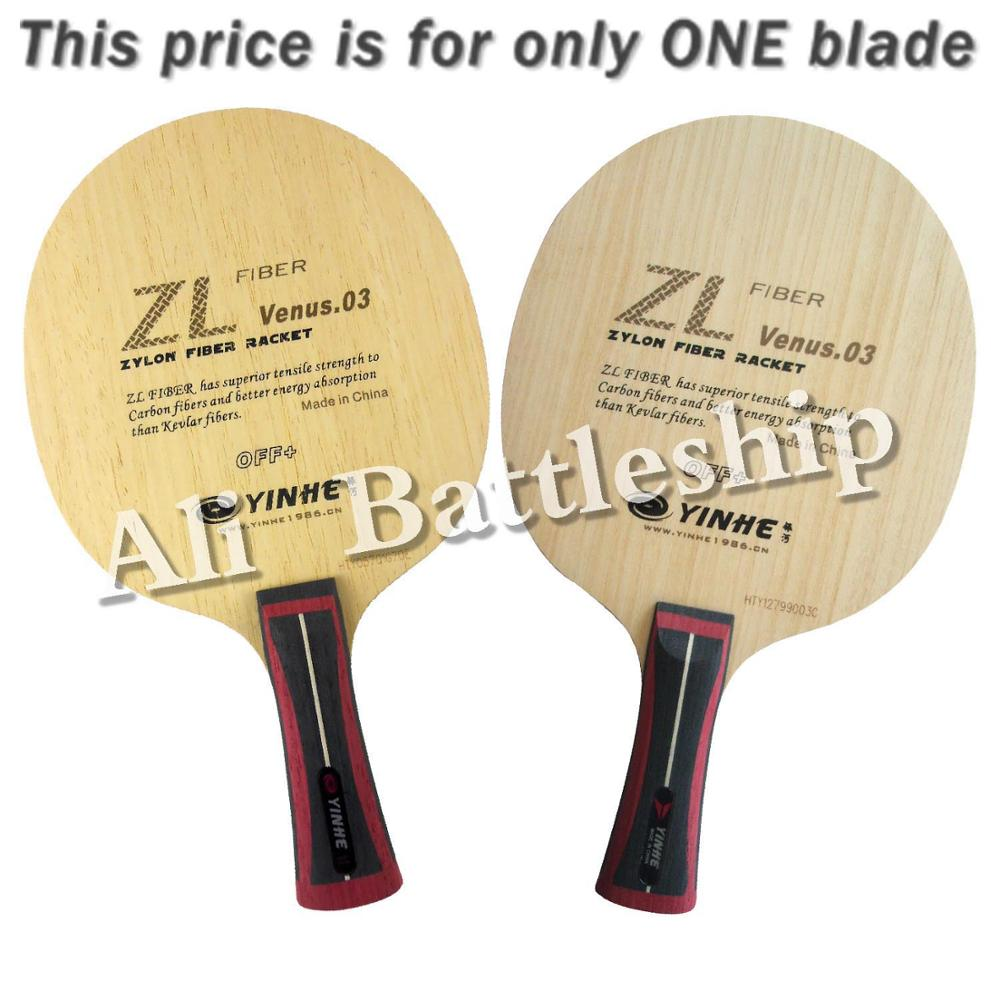 Original Milky Way Galaxy Yinhe ZL Venus.03 V 3 V 3 V3 table tennis pingpong blade