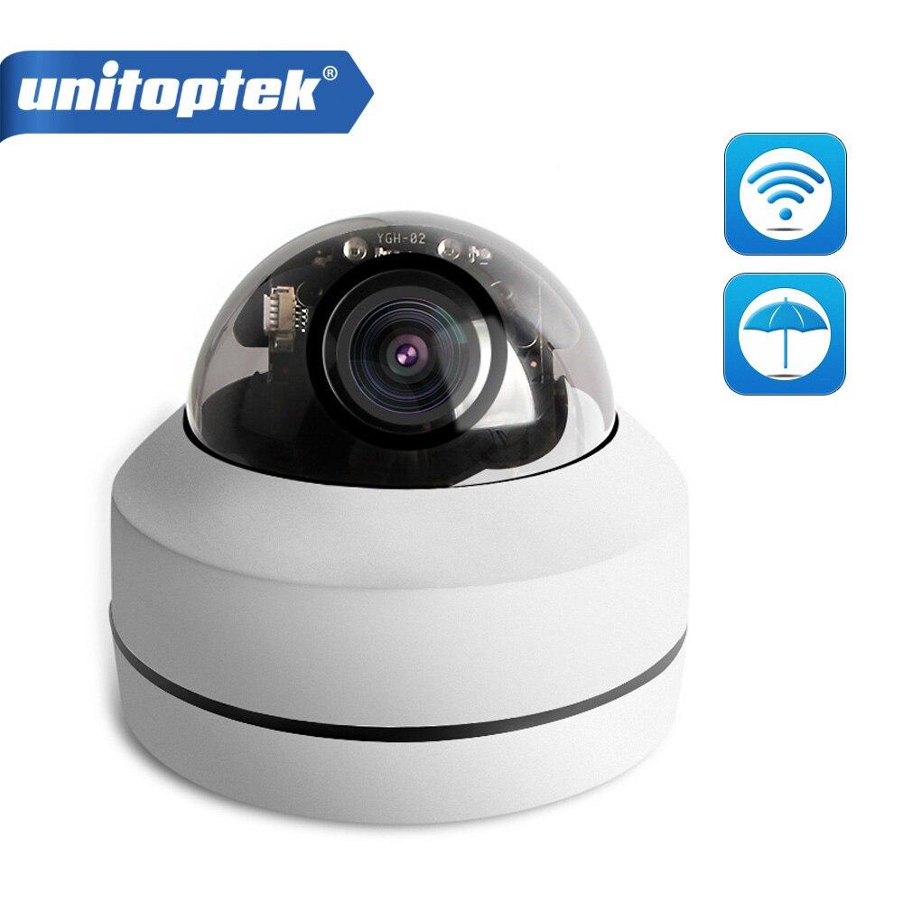 2 5 Inch HD 1080P Wireless Wi Fi PTZ Dome IP Camera Outdoor Surveillance Security Cameras