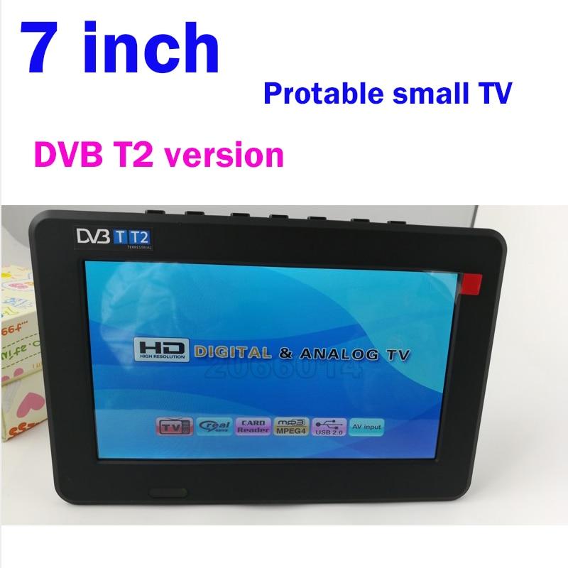2017 New HD TV 7 Inch Digital Ts
