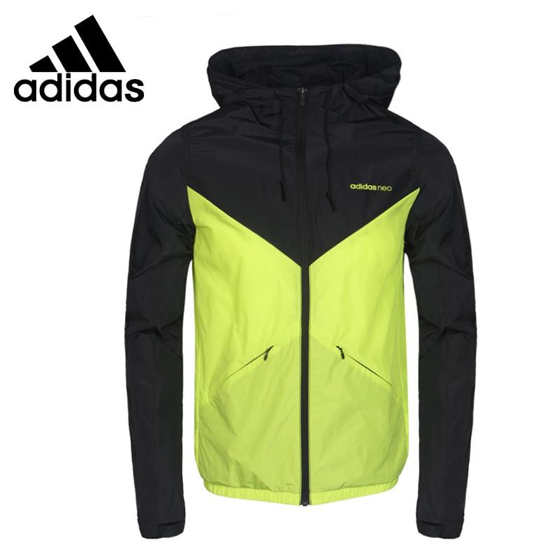 Original New Arrival Adidas NEO Label M CB FRN WB 2.0 Men's jacket Hooded Sportswear original new arrival 2017 adidas neo label m frn eg tt men s jacket sportswear