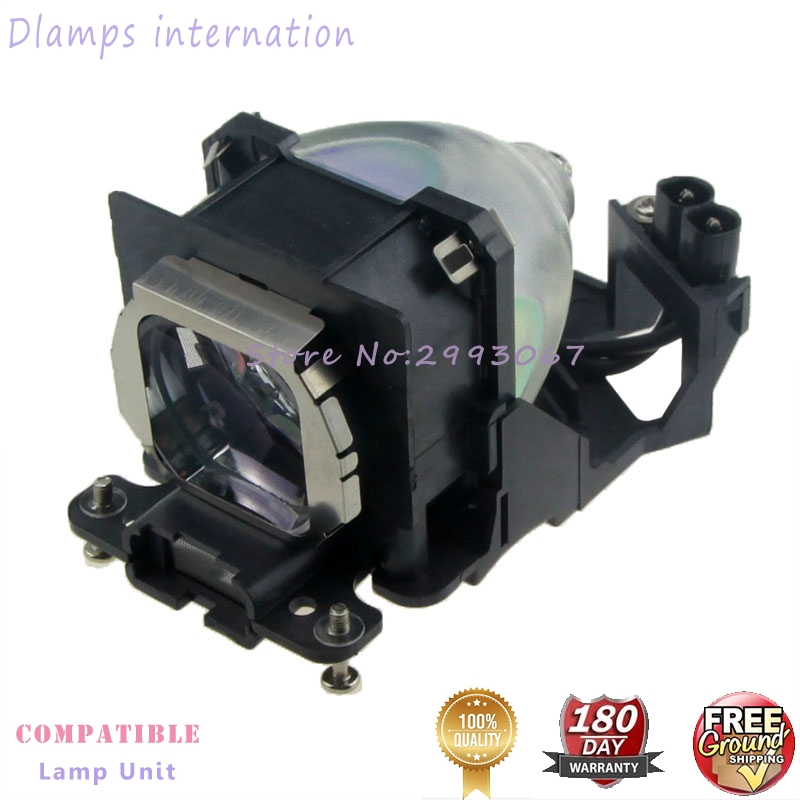 Genuine OEM Replacement Lamp for VIEWSONIC PX702HD Projector IET Lamps with 1 Year Warranty