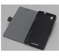 IN Stock Original Genuine Leather Case For Philips V787 Phone Flip Cover Case Book Style Good
